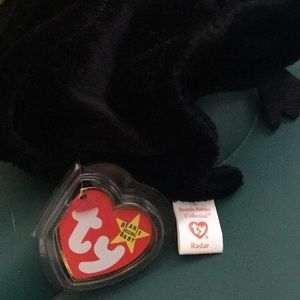 Vintage Toys - 8 Fall Holiday beanie babies